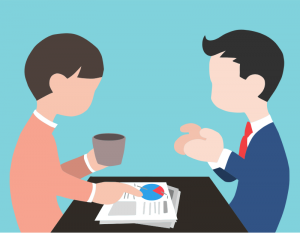 la entrevista de trabajo