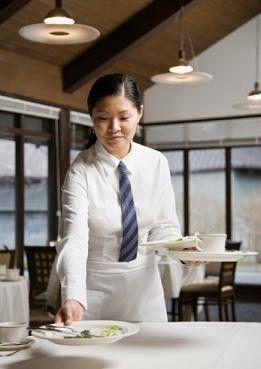 trabajo camarera
