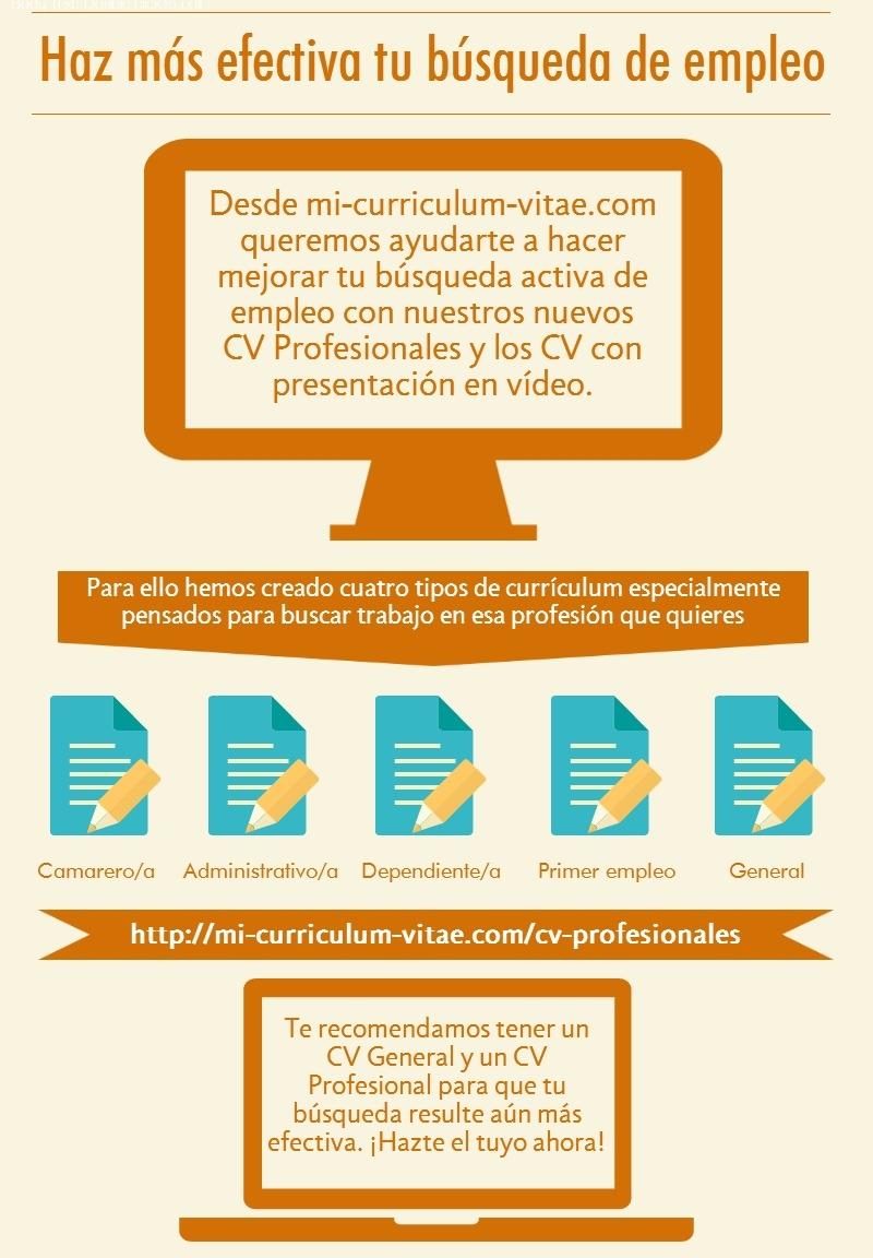 CV – Página 2 – Empleo y Trabajo