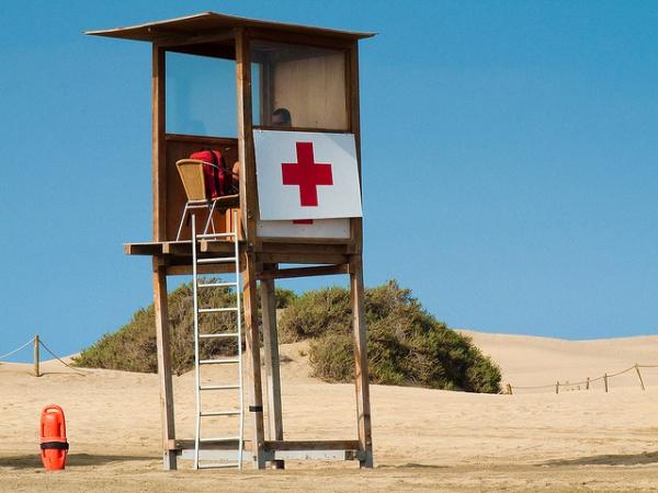 90 puestos de trabajo para socorristas en Cruz Roja