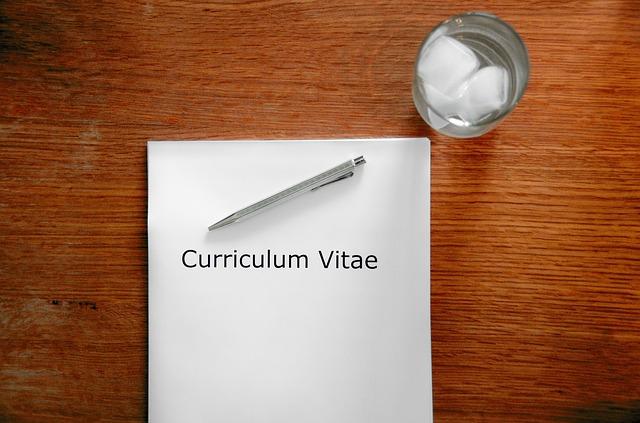 Curriculum Vitae falsos