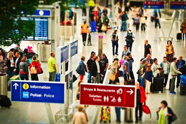 Oferta de empleo aeropuerto de málaga