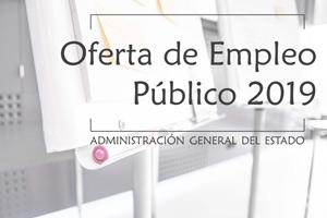 oferta de empleo publico para 2019