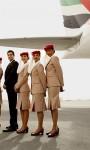 Asistentes de cabina para Emirates Airlines