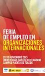 Trabaja como funcionario en Organizaciones Internacionales